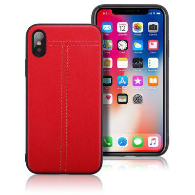 T Word Car Phone Case voor IPhone X / IPhone Xs