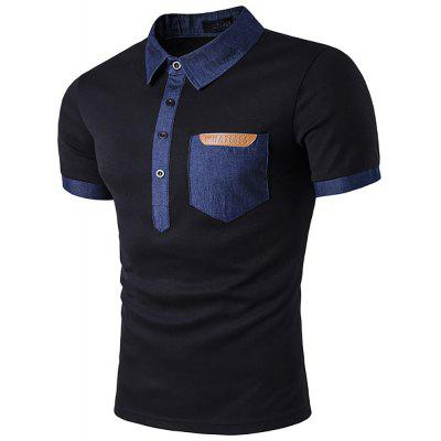 Summer Men's  Breathable Cotton Short Sleeve Boy  Shirts Casual   Male