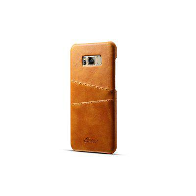 Leather Wallet Vintage Card ID Holder Slot Case for Samsung Galaxy S8 / S8 Plus