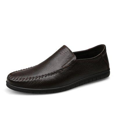 Mens Four Seasons Leather Shoes