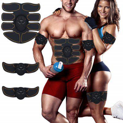 HANDISE Trainer mięśni brzucha Electronic Muscle Exerciser Machine