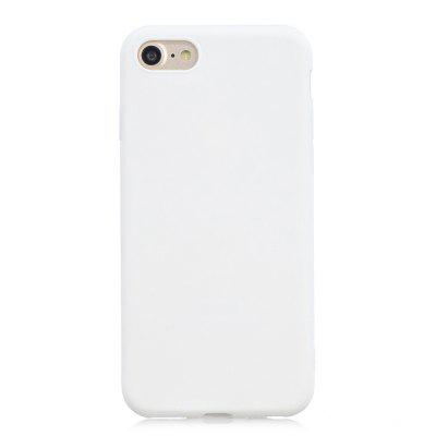 for iPhone 8 7 Mobile Phone Liquid Silicone Protection Phone Case