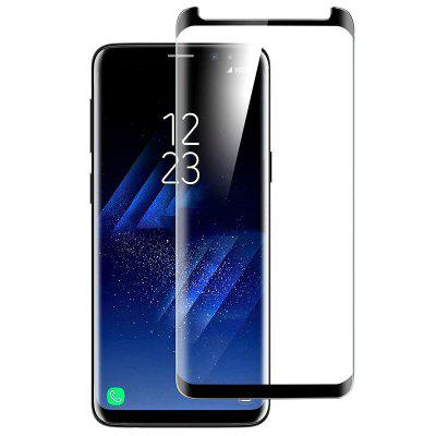 3D Curved Edge Tempered Glass Film for Samsung Galaxy S9 Plus