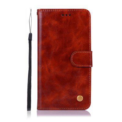 for Xiaomi 6X / A2 Phone Case Fashion PU Flip Wallet Leather Cover