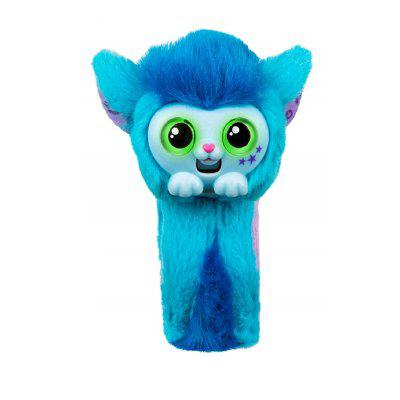 Surprise Pomsies Cat Plush Interactive Wrapples Electronic Toys For Children