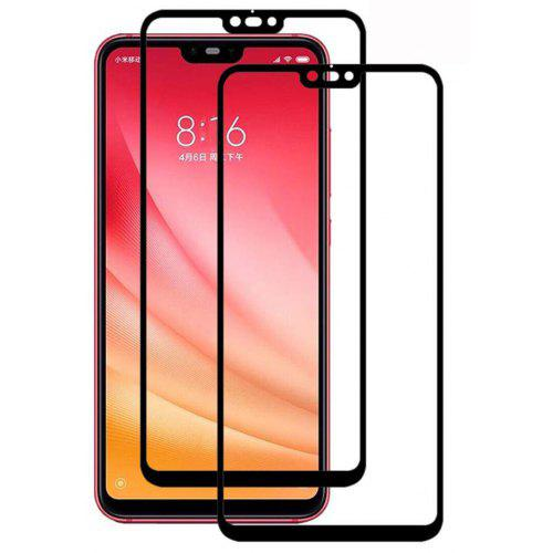 2PCS HD Screen Protector for Xiaomi Mi 8 Lite / Mi 8 Youth / 8X Tempered Glass [ΚΩΔΙΚΟΣ ΚΟΥΠΟΝΙΟΥ: SZSIGR3]