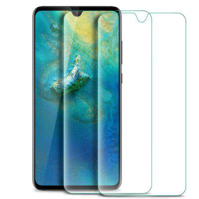 2PCS Screen Protector for Huawei Mate 20 HD Ultra-Thin Tempered Glass