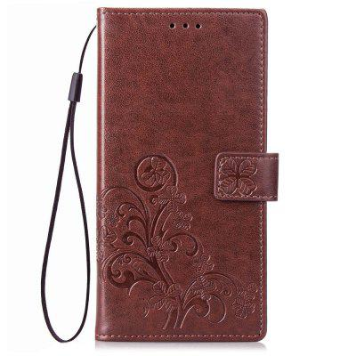 Luxury PU Leather + Soft TPU Flip Case For Xiaomi Mi 8 Stand Wallet Cover