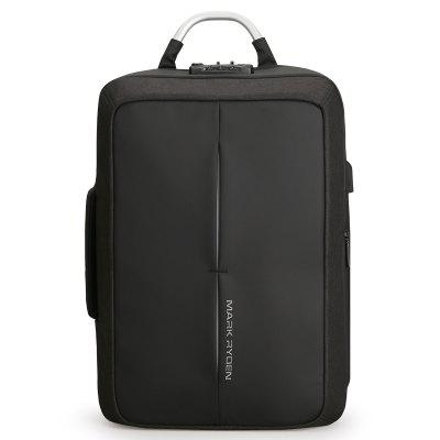 MARKRYDEN 6832 Men'S Computer Bag 15.6 Inch Shoulder Bag Men'S Anti-Theft Bag