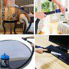 Multi-Functional Cleaner Brush Dirt Remover Portable Universal Attuum Tool Attac - BLU