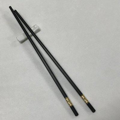 No Lacquer Chopsticks High-End Hotel Tableware No Mold Easy To Clean