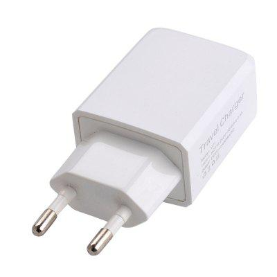 5V / 2.4A Universal 5V 2.4A 2 USB Quick Charge