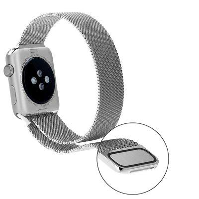 Stainless Steel Milanese Loop Band for Apple Watch Series 4/3/2/1 38MM 40MM