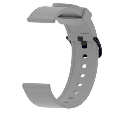 20 MM Silicone Wrist Watch Band Strap voor AMAZFIT Bip Bit / Gear Sport
