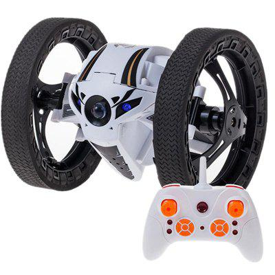 2.4GHZ Remote Control Bounce Car RC Jumping Car 360 Degree Rotation