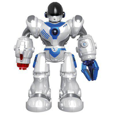 RC Robot Intelligent Mechanical Remote Control Voice Robot Programming Toy