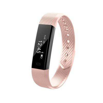 Smart Bracelet Sports Sweat Monitor de Frequência Cardíaca Dinâmica