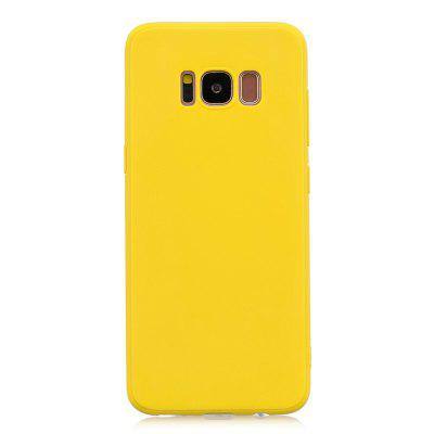 A Liquid Silicon Mobile Phone Shell for Samsung  S8 Plus