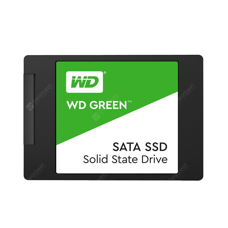 WD Green 2.5Inch 480GB SATA3 SSD - GREEN 480GB