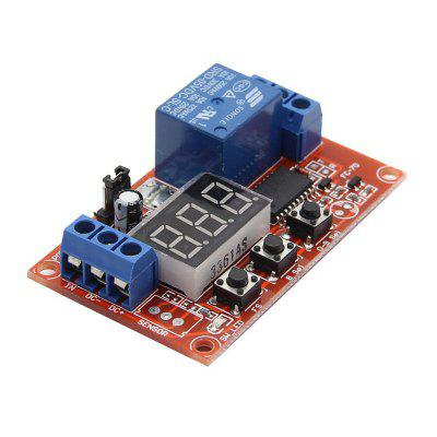High and Low Level Trigger Multifunction Delay 24V Relay Module
