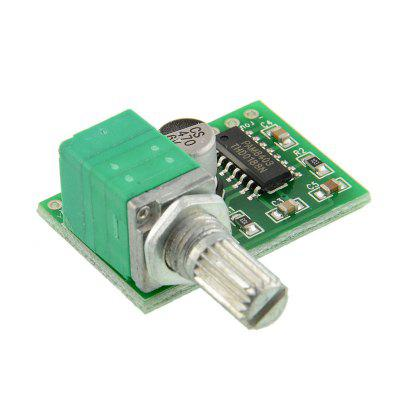 PAM8403 Mini 5V Digital Small Amplifier with Switch Potentiometer