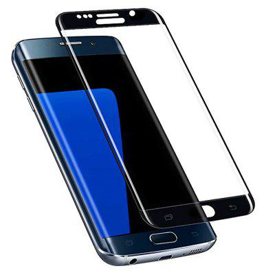3D Curved Tempered Glass Full Screen Protector for Samsung Galaxy S6 Edge Plus
