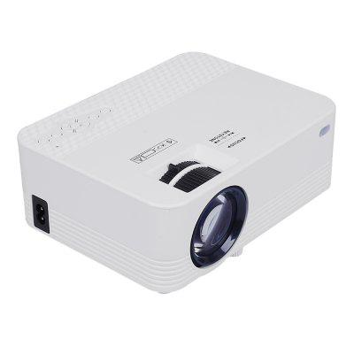 Portable LCD Smart Home Projector 1080P HD Projection