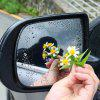 Car Rearview Mirror Waterproof Membrane Rain And Anti-Fog Film - TRANSPARENT