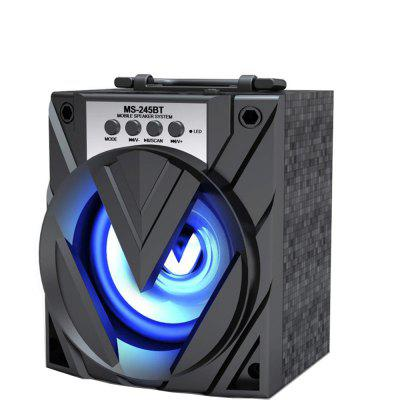 Bluetooth Speaker Portable TF Card Player With Radio Audio Function