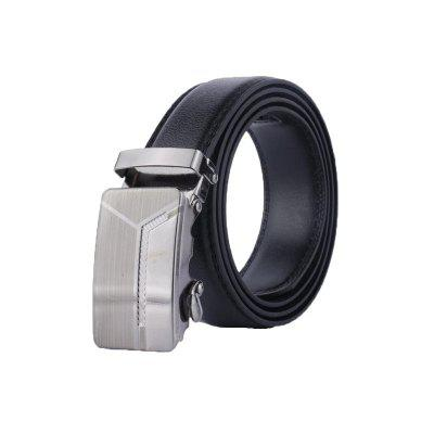 Men's Belt Personality All Match Automatic Buckle Belt Accessory