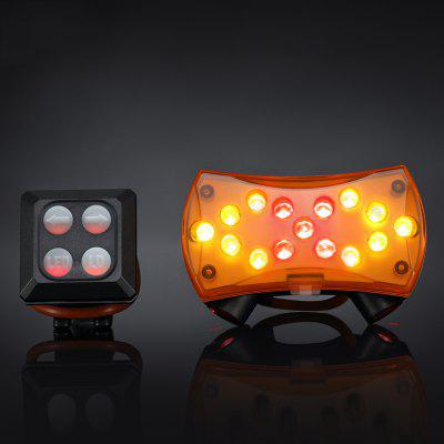 Design of LED LASER Waterproof for Tail of Turn Signal Indicator Lamp