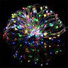 Fairy Lights String Battery Waterproof 8 Modes Remote Control 100 Led 32.8 Ft - MULTI