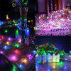 Fairy Lights String Battery Waterproof 8 Modes Remote Control 50 LED 16.4 Ft - MULTI