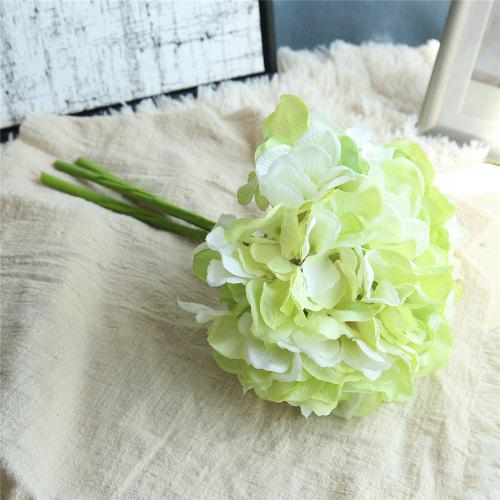 ce96cbdccc Wedding Bridal Bouquet Artificial Flower Hydrangea Home Decor
