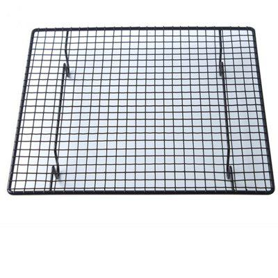 Chef Cooling Rack Baking Rack Stainless Steel Oven and Dishwasher Safe Fits Half