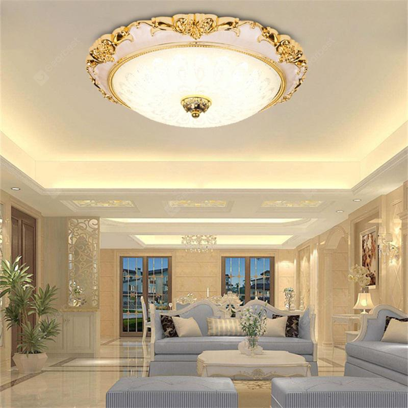 Amazing Jueja European Style 36W Led Ceiling Light Home Lamp For Bedroom Living Room Home Interior And Landscaping Ponolsignezvosmurscom