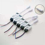 LED Driver 3W-24W Dimmable Ceilling Light Lamp Transformer Power Supply DIY