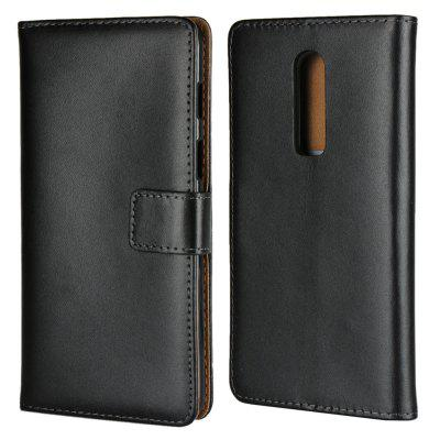 Handy Wallet Flip Magnetic Ledertasche für ein Plus 6