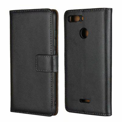 Phone Wallet Flip Magnetic Leather Case for Xiaomi Redmi 6