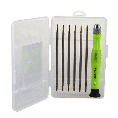 6+1 Maintenance Tool Torx Precision Magnetic Screwdriver Set for Iphone