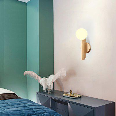 Nordic Note Modeling Creative Lamp
