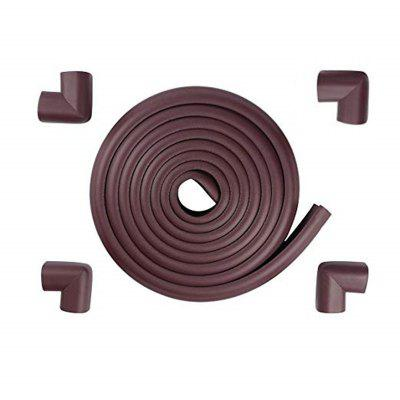 2m Protective Edges + 4 X Protective Corner Rubber