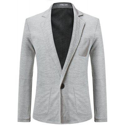 2018 New Trend One Button Short Paragraph Small Blazer