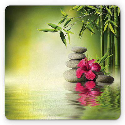 Non Slip Rubber Gaming Pond View Mousepad