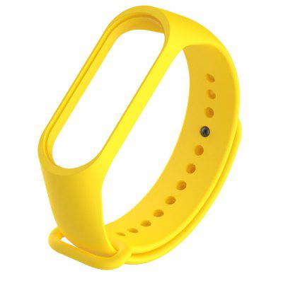 Replacement Silicone Smart Watch Strap for Xiaomi Mi band 3