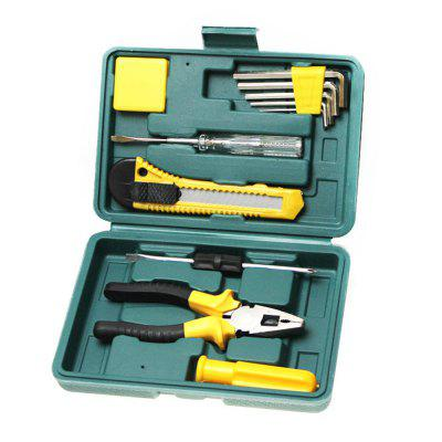 Household Hardware Tool Set Car Kit 11PCS Combination