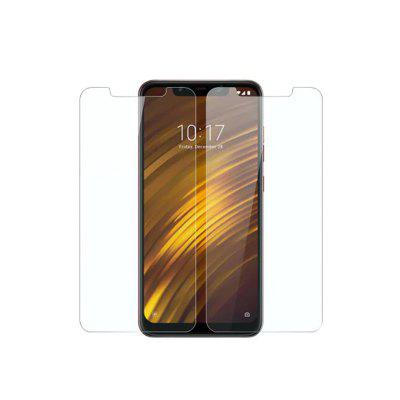 YQ-2PCS Tempered Protective Film for Xiaomi Pocophone F1