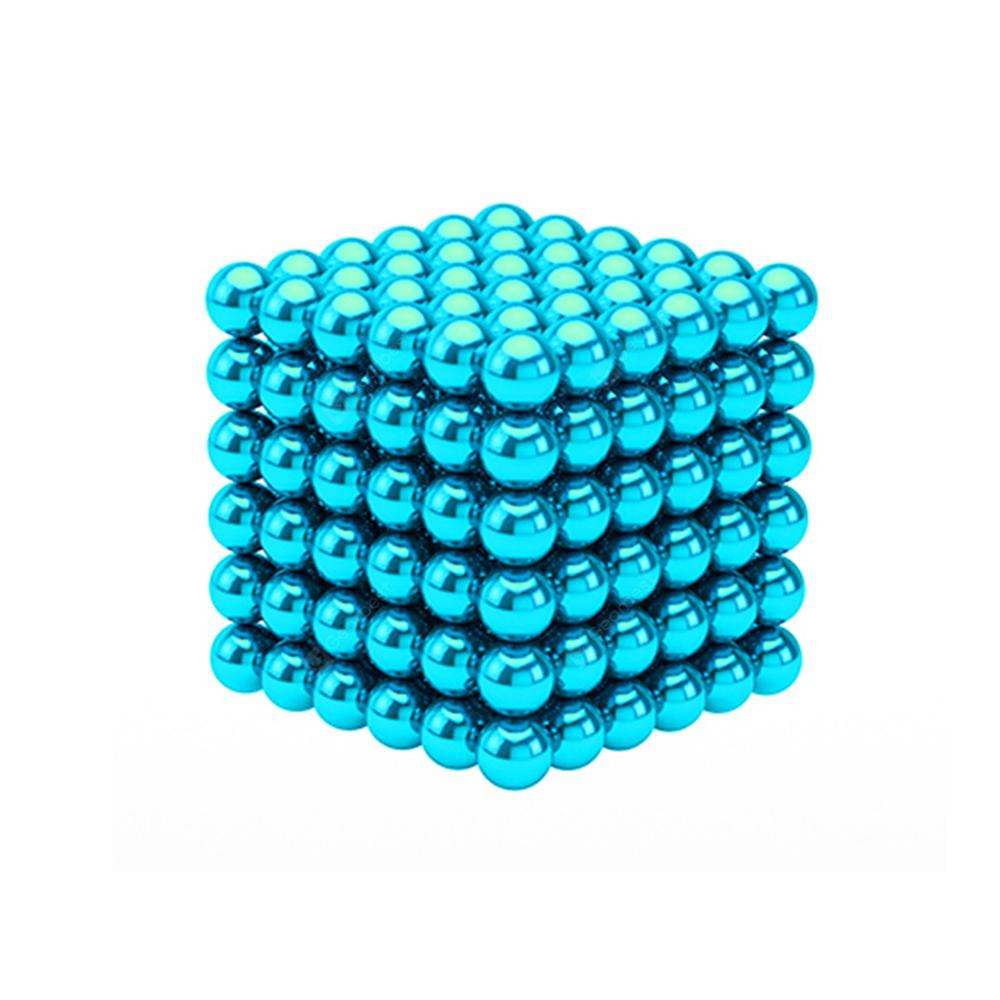 216pcs 3mm Diy Magnetic Balls Spheres Beads Magic Cube Magnets Tiara Boat Wiring Diagram Puzzle Toy 808 Free Shipping