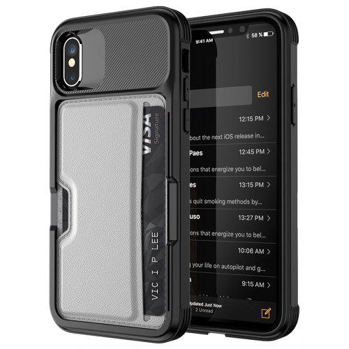 iphone xs card holder case