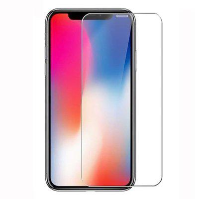 2 PCS Displayfolie voor iPhone X 5.8 inchHD Ultra-Thin Gehard Glasfolie